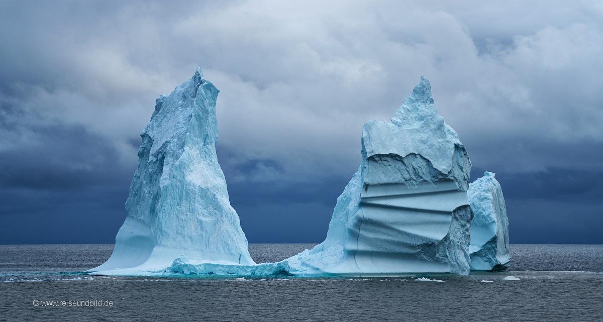 Eisberg Grönland Fotoreise Reise und Bild Iceberg Greenland