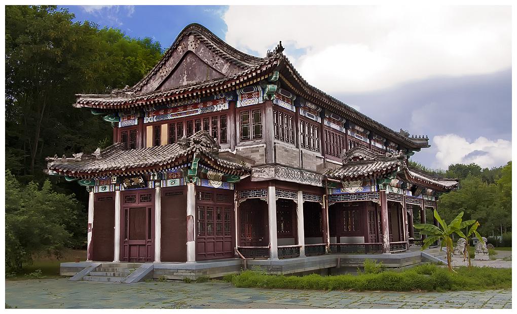 Sonyuserforum das original chinesische haus for Traditionelles chinesisches haus